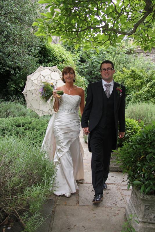 Hannah gillingham wedding