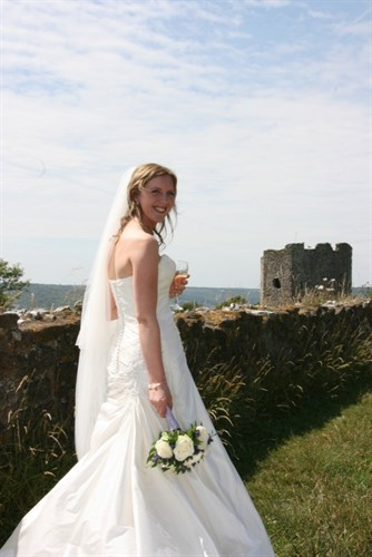 Wedding Photos - Nicola and Martin - Dover Castle