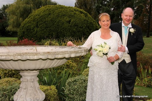 Wedding Photos - Pam and Paul - Bickley Manor Hotel