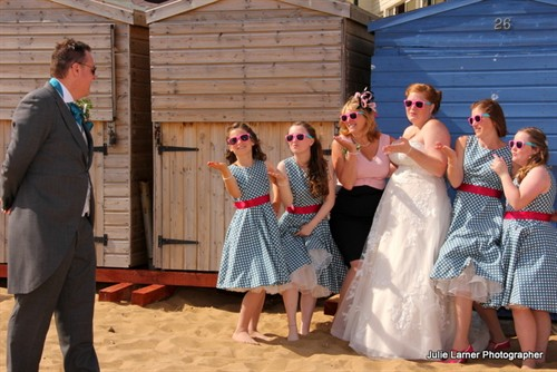 Wedding Photos - Lucy and Carwyn - Holy Trinity Church, Cliftonville and Broadstairs Pavilion